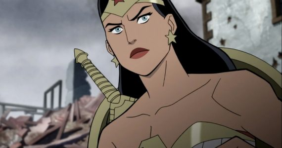Justice Society: World War II: Wonder Woman enfrenta a los alemanes en nuevo video