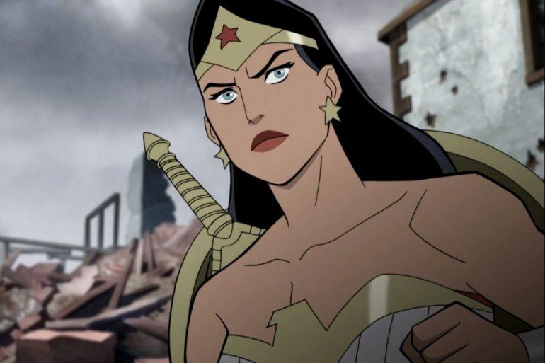 Justice Society: World War II: Wonder Woman enfrenta a los alemanes en nuevo video