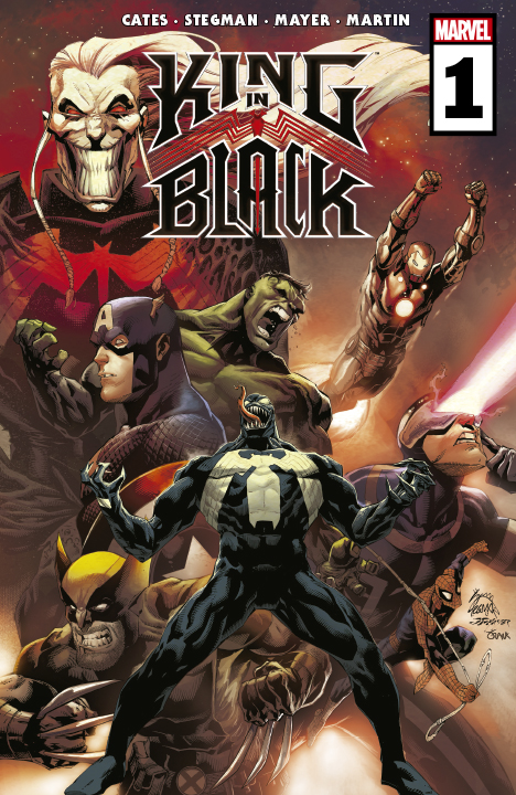 Marvel Mini Series – King in Black #1