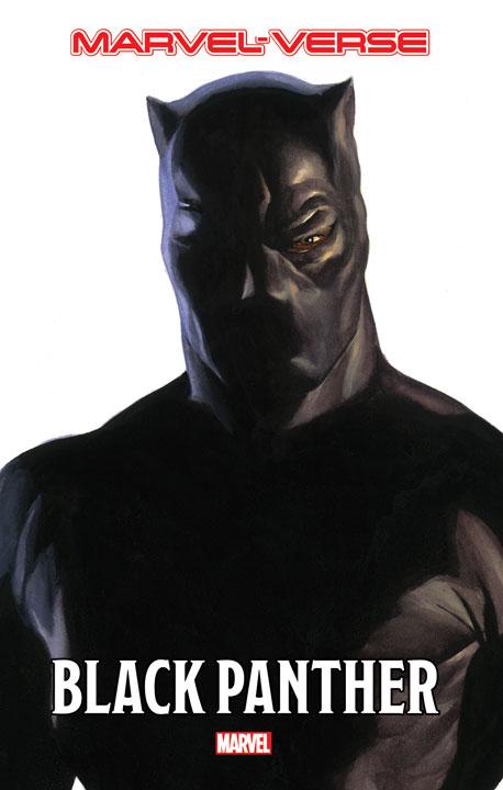 Marvel Verse – Black Panther