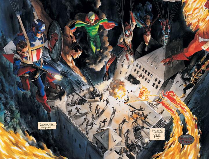 Marvels: La historia de La Casa de las Ideas desde el lente de Phil Sheldon