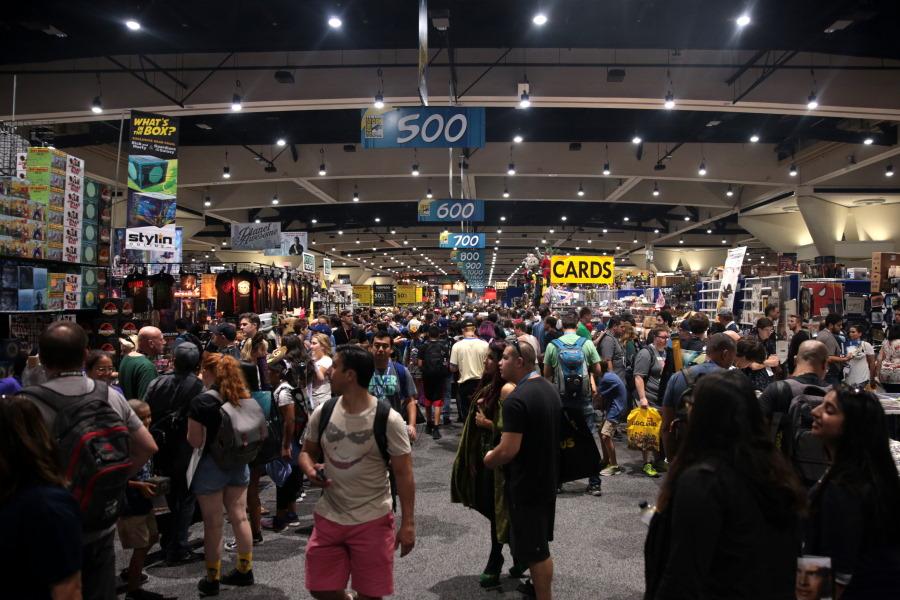 La San Diego Comic-Con 2021 será virtual nuevamente