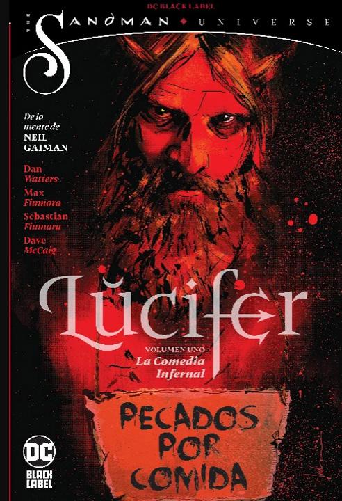 The Sandman Universe – Lucifer Vol. 1: La Comedia Infernal