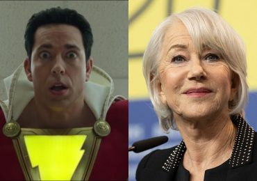 Helen Mirren será la villana de Shazam! Fury of the Gods
