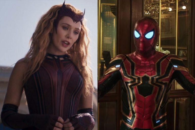 Spider-Man: No Way Home mostró sus primeras conexiones con WandaVision