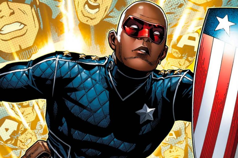 ¡Patriot llegó a The Falcon and the Winter Soldier!