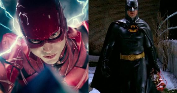 The Flash: Aún no es seguro el regreso de Michael Keaton como Batman
