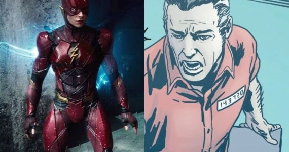 The Flash ha encontrado a un nuevo Henry Allen