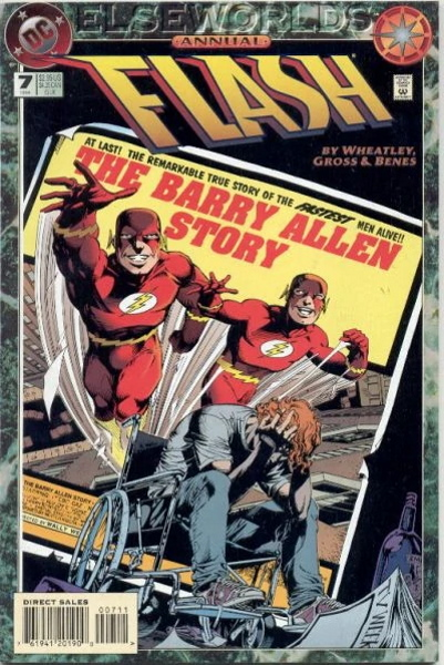 La serie The Flash ha encontrado a su Bart Allen