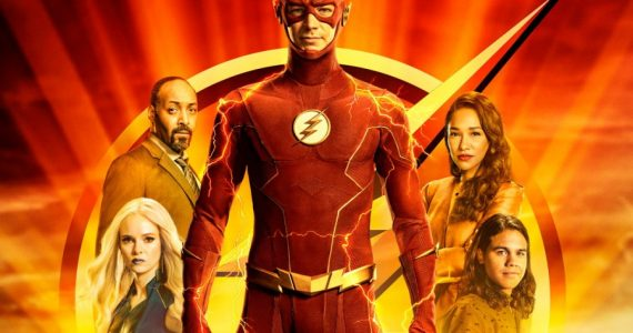 The Flash estrena increíble traje en su temporada 7