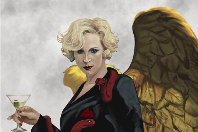 The Sandman: Así luce Gwendoline Christie como Lucifer según fanart