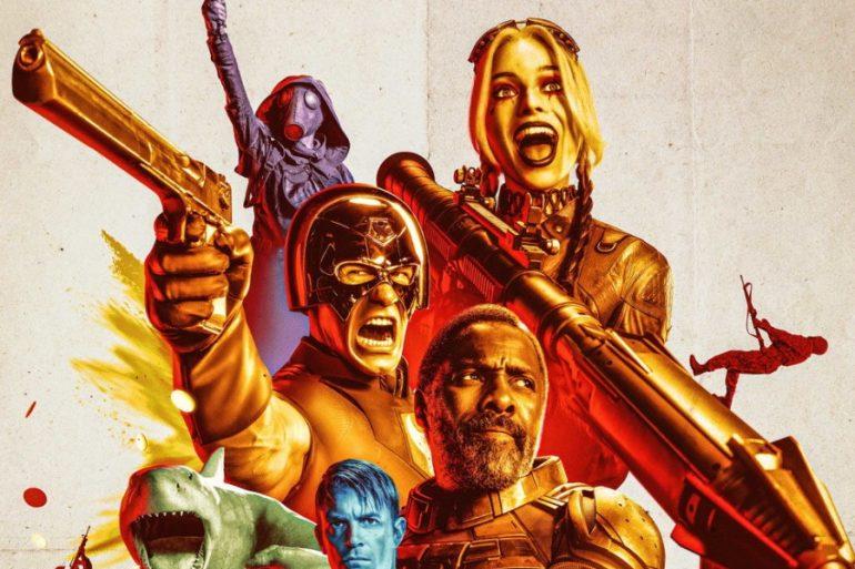 James Gunn comparte nuevo póster de The Suicide Squad, el tráiler llega el viernes