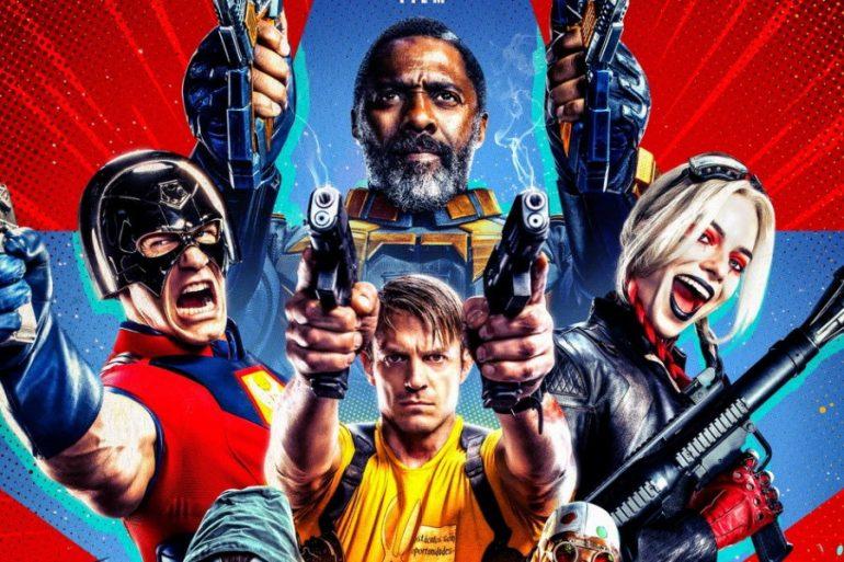 James Gunn comparte increíbles pósters de The Suicide Squad