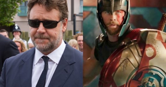 Russell Crowe se une al elenco de Thor: Love and Thunder