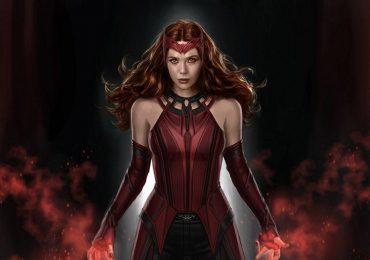 WandaVision: Andy Park comparte arte conceptual con el aspecto de Scarlet Witch