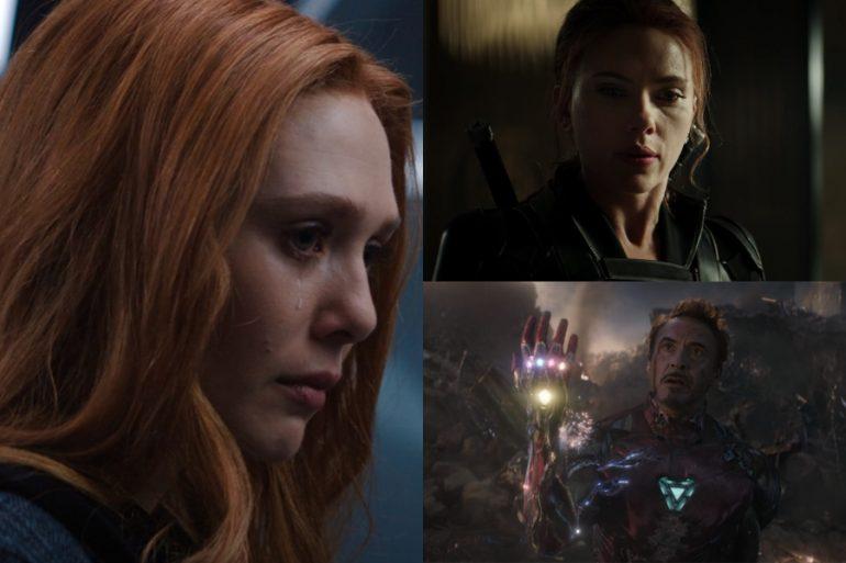WandaVision casi incluye referencias a las muertes de Iron Man y Black Widow