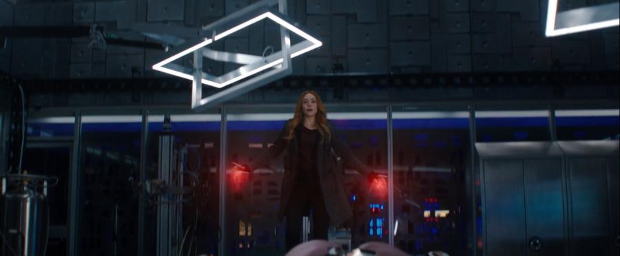 El director de WandaVision habla sobre el origen de los poderes de Wanda y más
