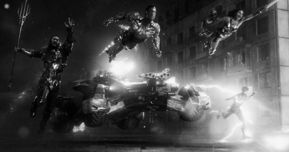 Justice is Grey: El Snyder Cut tendrá su versión blanco y negro