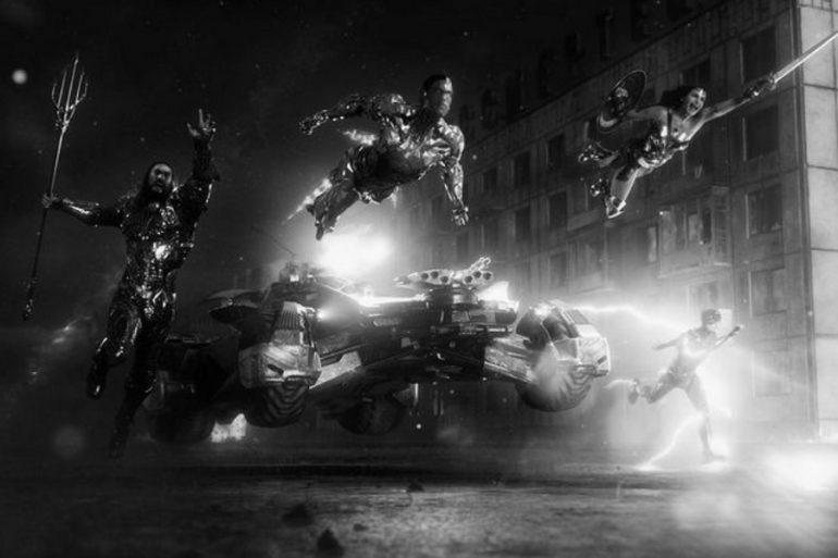 Justice is Grey: El Snyder Cut tendrá su versión blanco y negro