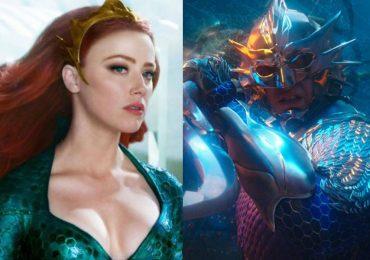 Aquaman 2: Patrick Wilson y Amber Heard confirman el regreso de Orm y Mera