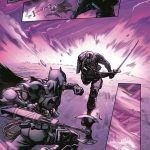 Batman / Fortnite: Punto Cero #3, vistazo a Batman vs ¿Snake-Eyes de G.I. Joe?