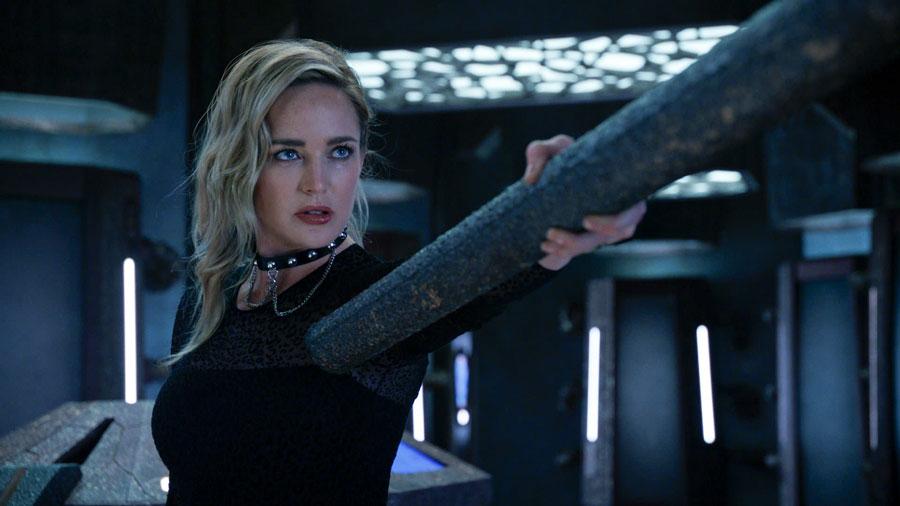DC's Legends of Tomorrow: la temporada 6 tendrá un episodio animado