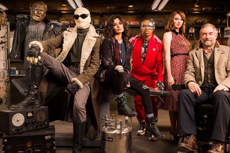 Doom Patrol anuncia nuevas villanas para su temporada 3: Sisterhood of Dada