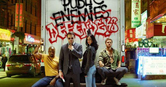 Marvel llevaría al MCU a cuatro actores elegidos por Netflix