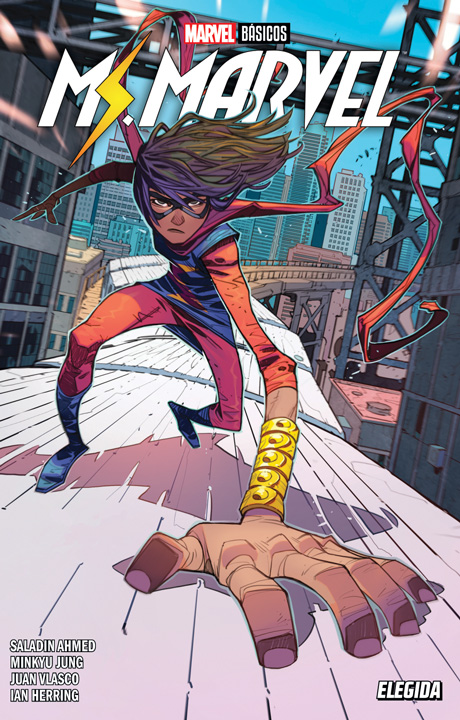 Marvel Básicos – Ms. Marvel: Elegida