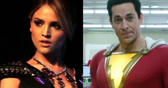¿Qué opina el director de Shazam! Fury of the Gods sobre el rumor de que Eiza González se une al reparto?