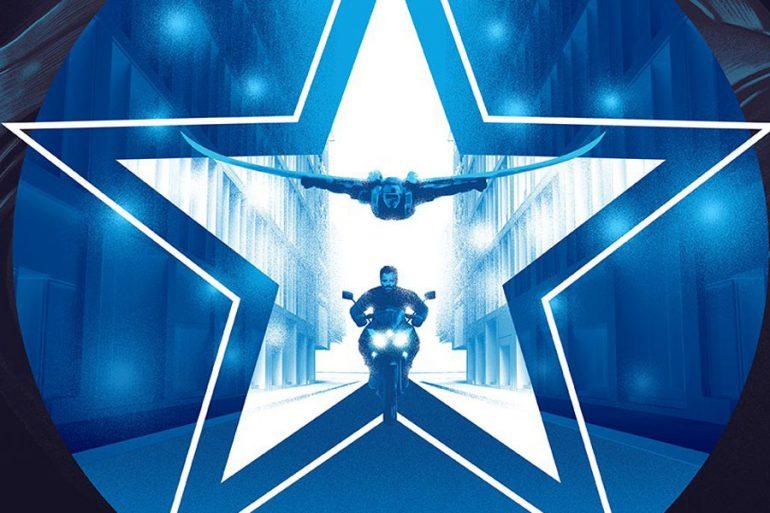 The Falcon and the Winter Soldier: genial póster con un misterioso Zemo