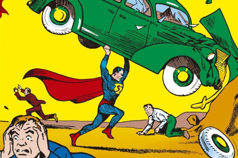 ¡Super récord! Ejemplar de Action Comics #1 se subasta a precio millonario