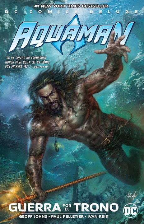 Aquaman, Guerra por el Trono