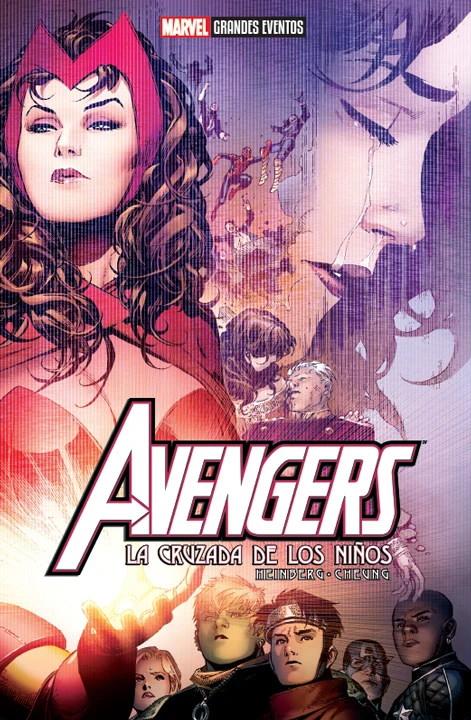 Avengers: La Cruzada de los Niños