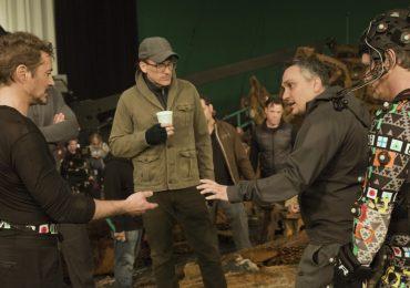Con fotos inéditas, los hermanos Russo festejan dos años del estreno de Avengers: Endgame