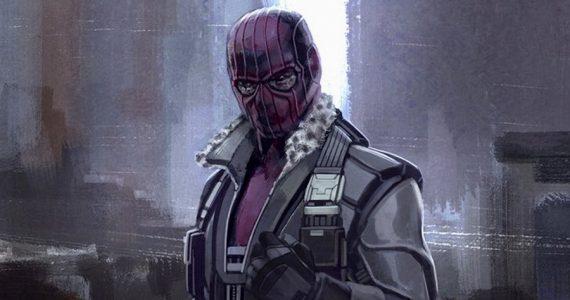 El Barón Zemo habría usado su máscara en Captain America: Civil War