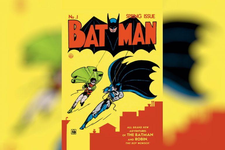 Una copia más de Batman #1 se subasta a precio millonario