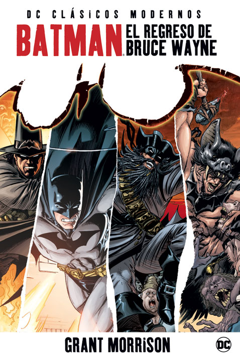 Batman: El Regreso de Bruce Wayne