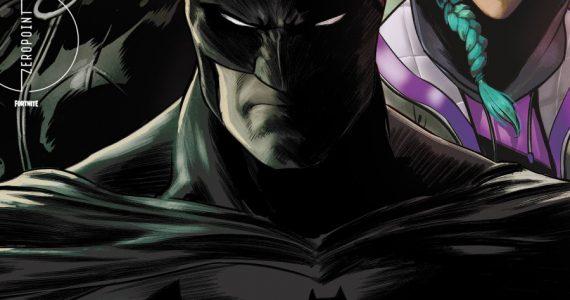 Todo lo que necesitas saber de Batman / Fortnite: Punto Cero
