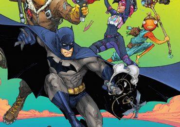 Christos Gage y Reilly Brown revelan los secretos de Batman / Fortnite: Punto Cero