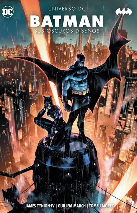Batman: Sus diseños Oscuros