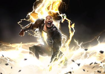 Detalles del traje que The Rock usará en Black Adam