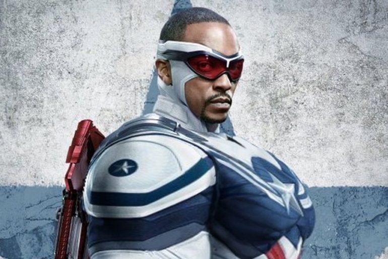 Bosslogic le da al Sam Wilson una apariencia clásica del Capitán América