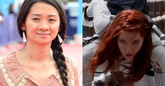 Chloe Zhao fue contemplada para dirigir Black Widow antes de Eternals