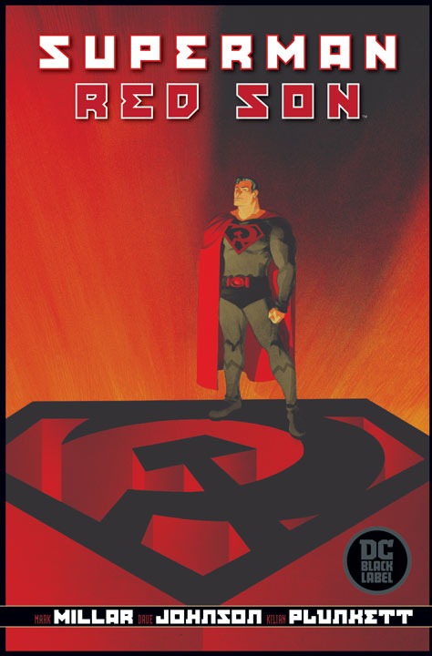 DC Black Label – Superman: Red Son
