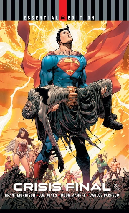 DC Essential Edition: Crisis Final