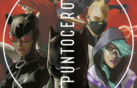 DC Quincenal – Batman/Fortnite: Punto Cero #1