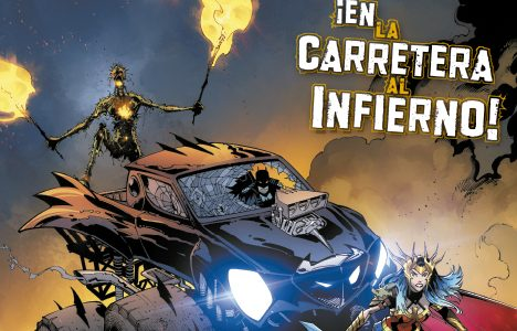 DC Quincenal – Dark Nights: Death Metal #2