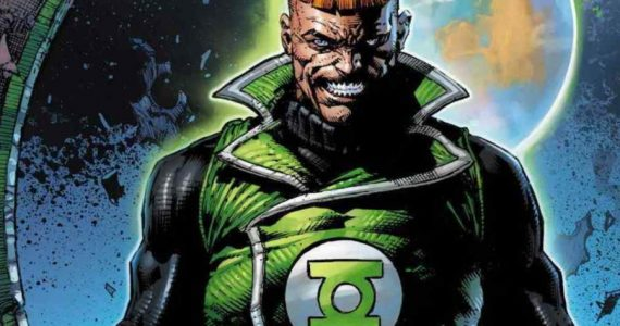 La serie Green Lantern ha encontrado a su Guy Gardner