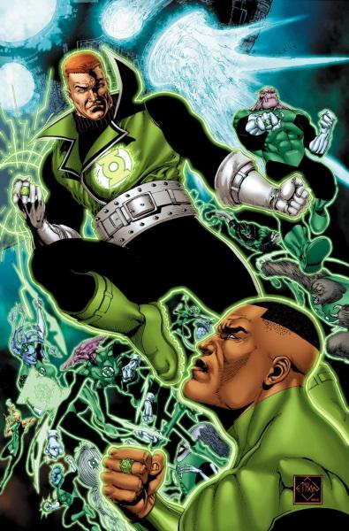 La serie Green Lantern ha encontrado a su Guy Gardner